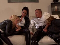 Kinky Foursome Sex Party