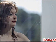Cute Redhead Being A Tease