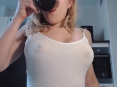 I Just Appreciate Teen chicks With Nice Drenched Tits...