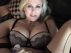 Julia Ann reveals completely all the best ways to admire her ass. She