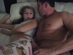 Family 20 & college movienic xxx Stepdads Side Of The Bed