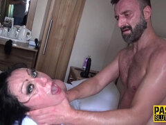 Brit Dominated And Tied Brutal Hardcore Porn Video