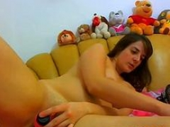 big-breasted cam girl with glasses film