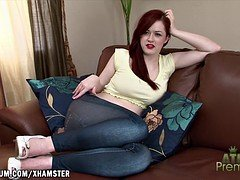 Jaye Rose burns your eyes with her charming body