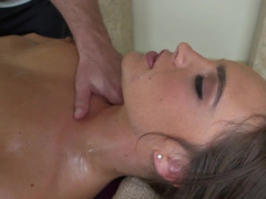 Charming chick was amazed with active fucker, who is never tired