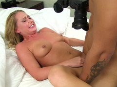 Carter Journey moans for a pounding in her perfect pussy