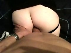 Submissive rectal petite french butt