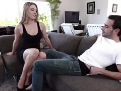 Giselle Palmer loves foot pampering