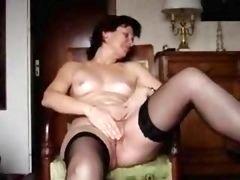 Angie(40) Masturbating & Cumming 3 Times