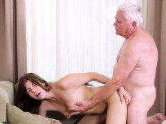Adorable young and fresh cutie rides grown-up boner of a eager guy