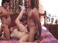 SHELLEY CUCKOLD REDHEAD Gang-fuck Whore WIFE 2