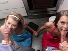 Wicked playmate's step daughter The Treat Trade Pt. 2