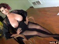 Unmerciful Step Mommy Makes You Jerk - JOI