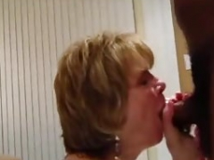 Aged Wife Loves BBC