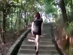 chinese wife have an intercourse public