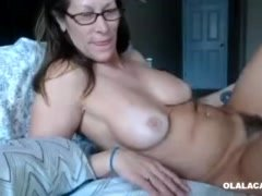 Breathtaking grown-up big tits bushy step mom sexually available mom jerking off - olalacam