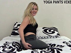 Doing my yoga every time makes you so aroused JOI