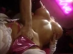 Stacy Valentine Bangs In Back Of...