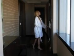 Melons stepmom caught by stepson while masturbating