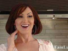 Kinky Aunt Makes love Step-Nephew - FamLust