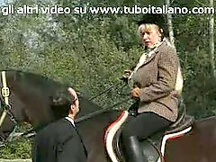 Italian Amateur Soccer mom Amatoriale Italiano