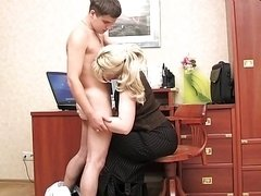 SILVIA - The Ultimate Russian Milf - Chapter 2.