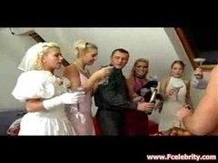 Wedding Party Hardcore Sex