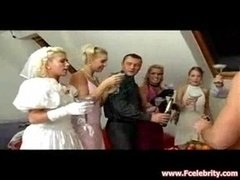 Секс на русских свадьбах без цензуры