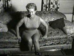 Virginia Bell Buxom 50's Porn model