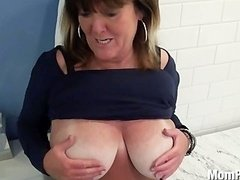 Large natural tits Mom i`d like to fuck behind the chapters
