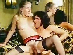 Connie Peterson in Retro get down and dirty