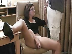 Intercourse With Hot Kitten In Glasses