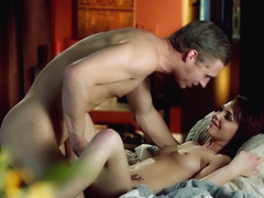 A duo people are showing each and plus every extra enjoy and plus lust on the bed