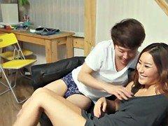 Korean Adult entertainment Unique Lucky Virgin Korean Babel!