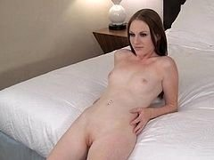 Playing with 20 year-old pussy
