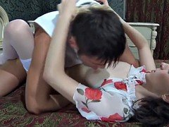 STP5 Super Sexy Mom Loves A Have an intercourse From Son !