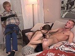 Innocent Female friend humiliates her BF