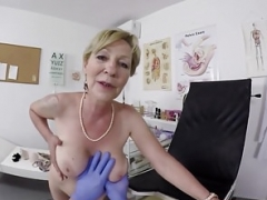 unshaved granny pov fucked by her doctor
