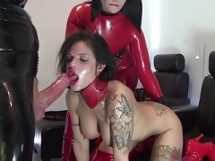 Latex 3some