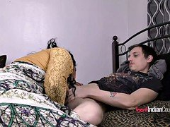 witness hot indian couples passionate real life sex