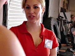 Dear coach Katrina Jade - You want to train my love pole?