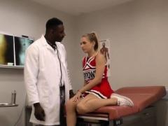 Cheerleader rides bbc