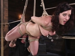 Pain Slut Cherry Torn Submits to Corporal Punishment and also Rop