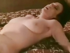 Stepson Bangs His Stepmom Extremely Vintage Taboo Sex