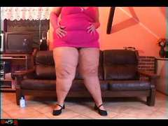 ssbbw MELINDA- Fett und Geil