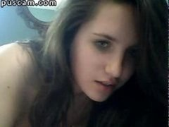 Captured session from in-www teen homemade cam