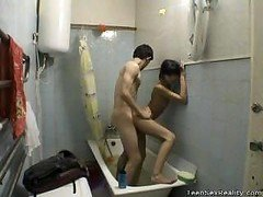 Cam In Private Bathroom