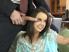 Dillion Harper is a great peach that can please gentleman