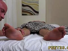 Youthful boy gay feet Drake Gets Off On Sleeping Connors Feet