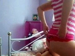 It`s absolutely attractive video of Oral sex and plus sex with 18yo czechian kitten